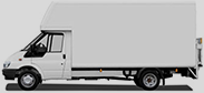 3.5 Tonne Luton Van